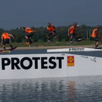 Really nice weather @ the Protest Cable Call World Series Wakeboard!